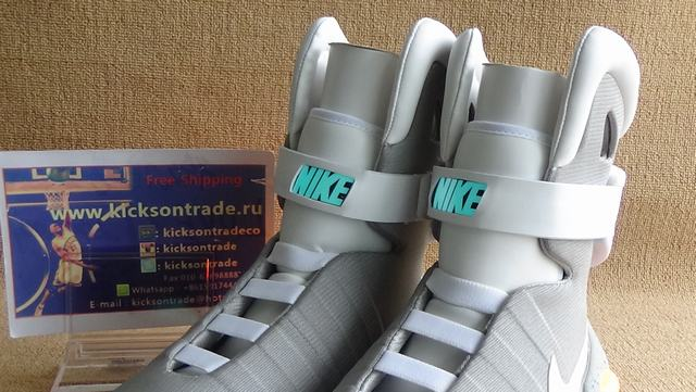 Authentic Nike Air Mag