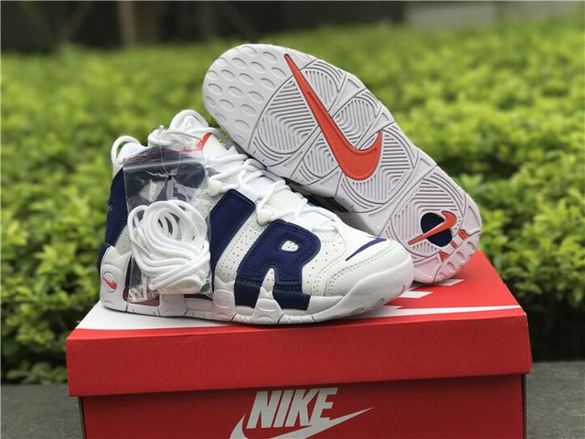 "Authentic Nike Air More Uptempo ""Knicks"""