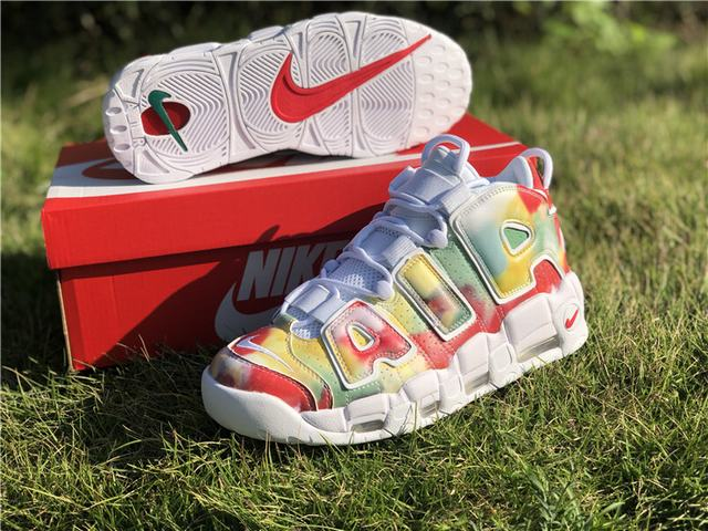 Authentic Nike Air More Uptempo'96 UK QS