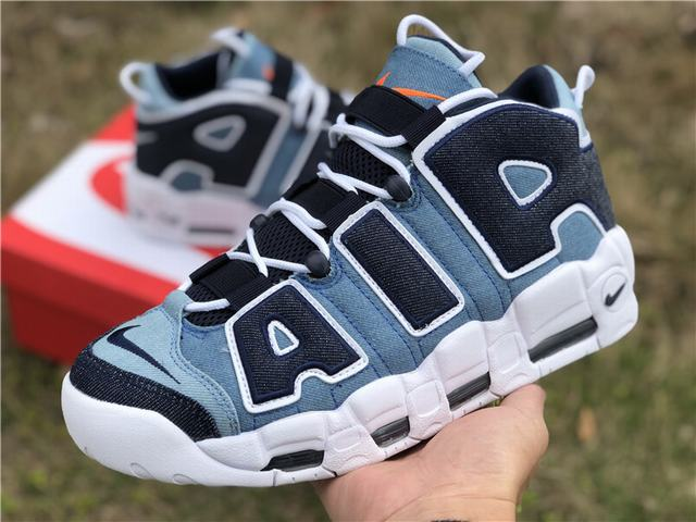 Authentic Nike Air More Uptempo 96 QS