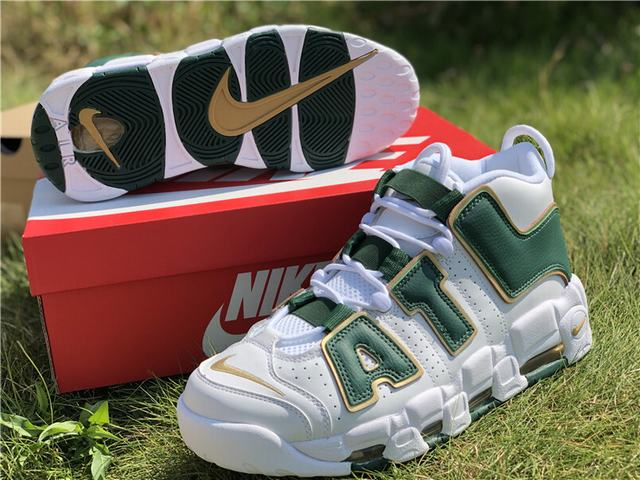 Authentic Nike Air More Uptempo Atlanta