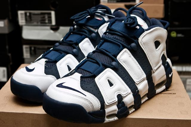Authentic Nike Air More Uptempo Olympic