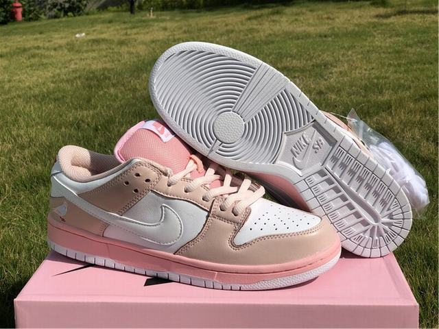 Authentic Nike Dunk Low Elite SB Pink