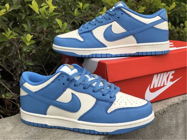 "Authentic Nike Dunk Low WMNS ""Coast"""