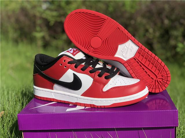 "Authentic Nike Dunk SB Low ""Chicago"""