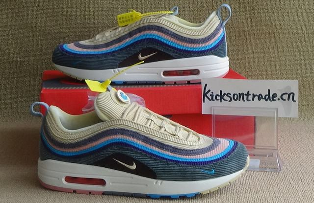 b6de01f0f19c Authentic Nike Sean Wotherspoon s Nike Air Max 97 1 on sale