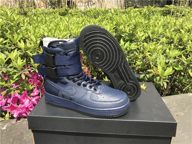 "Authentic Nike Special Field Air Force 1 ""Binary Blue"""