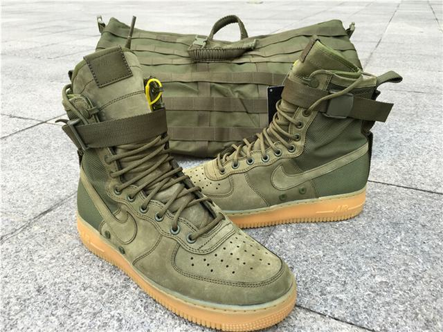 Authentic Nike Special Field Air Force 1 Deep Green