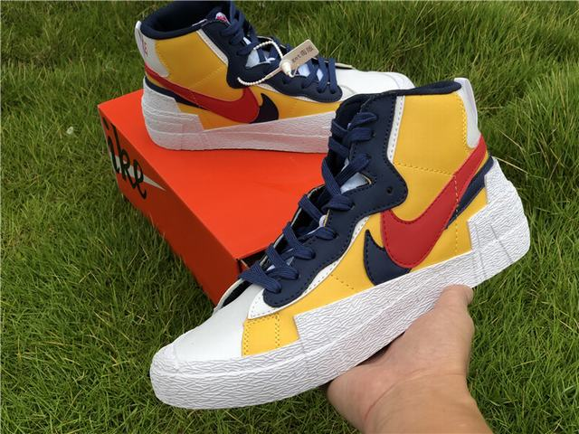 Authentic Nike x Sacai Blazer Shoes