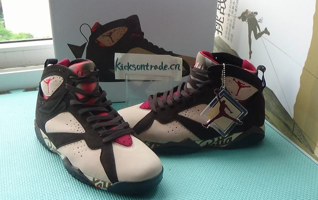 Authentic Patta x Air Jordan 7