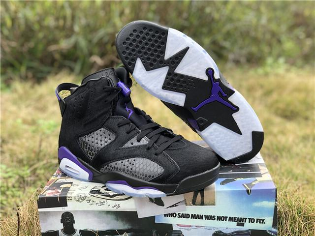 Authentic Social Status x Air Jordan 6