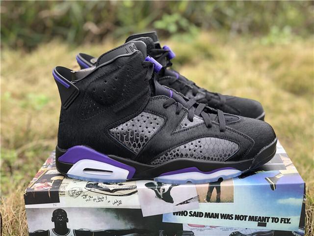 Authentic Social Status x Air Jordan 6