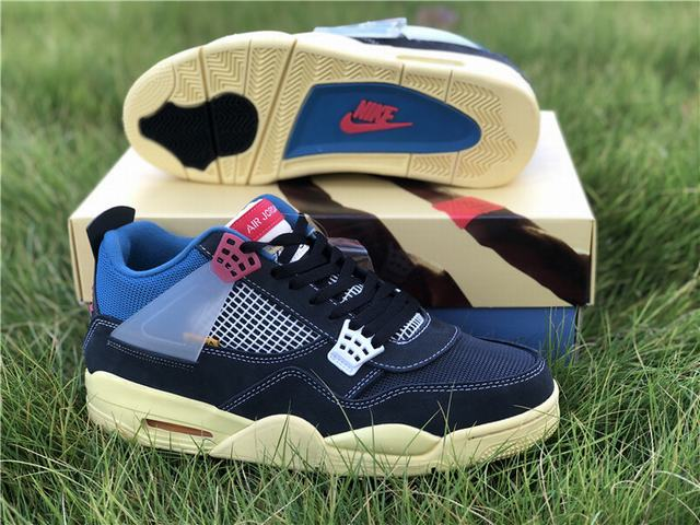 Authentic Union x Air Jordan 4