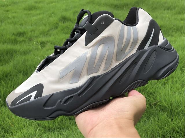 "Authentic Yeezy Boost 700 MNVN ""Bone"""
