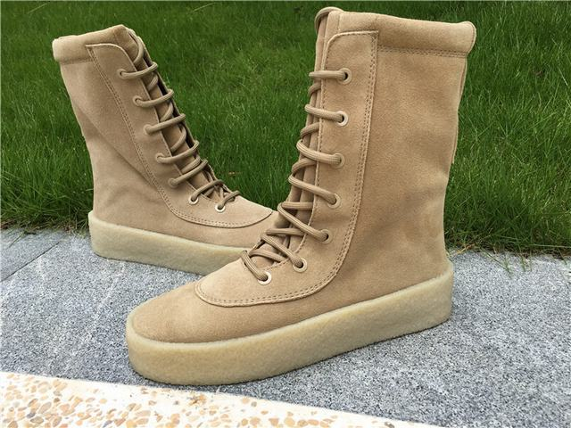 Authentic Yeezy Season 2 Boots