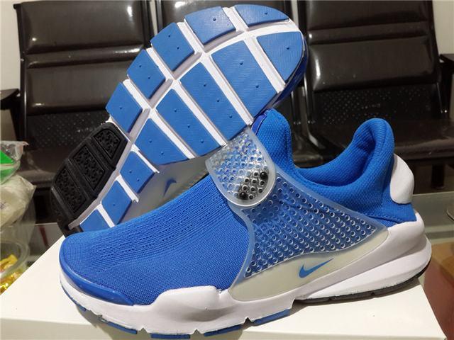 Fragment design x Nike Sock Dart Blue