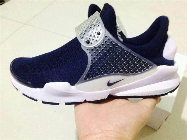 Fragment design x Nike Sock Dart Dark Blue