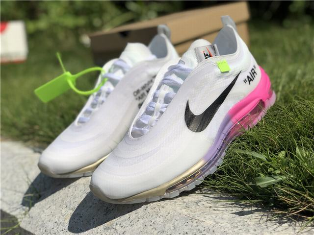 Off white Air Max 97 Queen