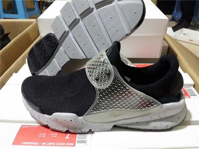 fragment design x Nike Sock Dart Black