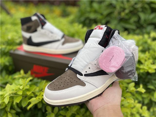 Authentic 2.0 Travis Scott x Air Jordan 1