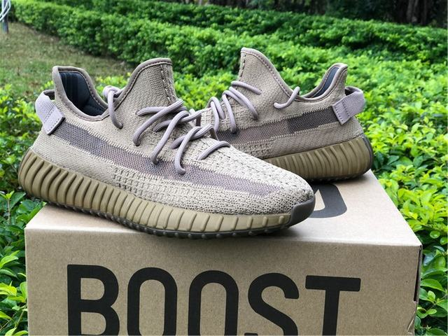 Authentic Adidas Yeezy 350 V2 Earth