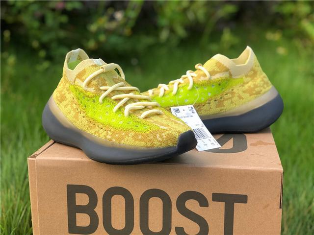 """Authentic Adidas Yeezy 380""""Hylte Glow"""""""