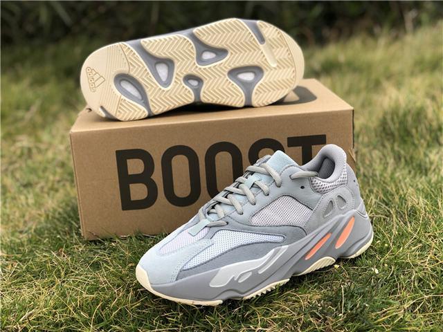 """Authentic Adidas Yeezy 700 Boost """"Inertia"""""""