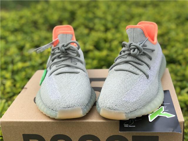"Authentic Adidas Yeezy Boost 350 V2 ""Desert Sage"""