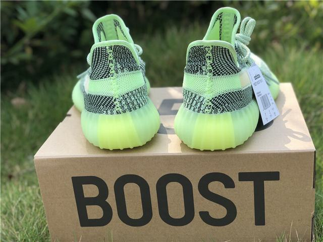 "Authentic Adidas Yeezy Boost 350 V2 ""Yeezreel"""