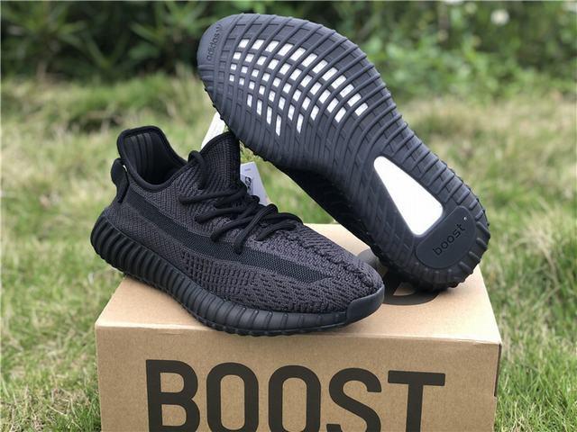 Authentic Adidas Yeezy Boost 350 V2 Black