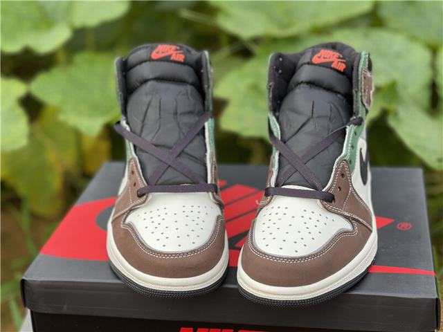 """Authentic Air Jordan 1 High OG """"Hand Crafted"""""""