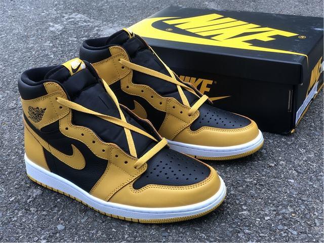 """Authentic Air Jordan 1 High OG """"Pollen"""""""