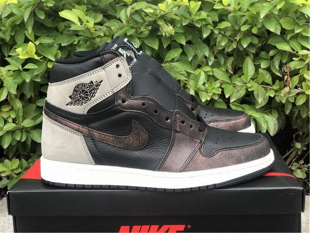 "Authentic Air Jordan 1 High OG ""Rust Shadow"""