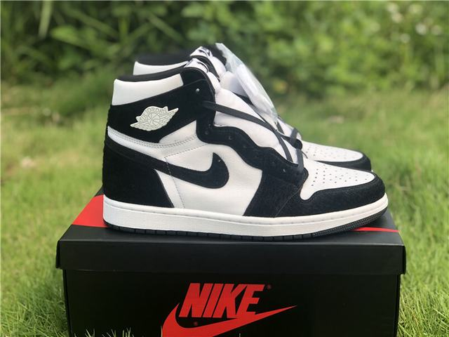 "Authentic Air Jordan 1 High OG WMNS ""Panda"""