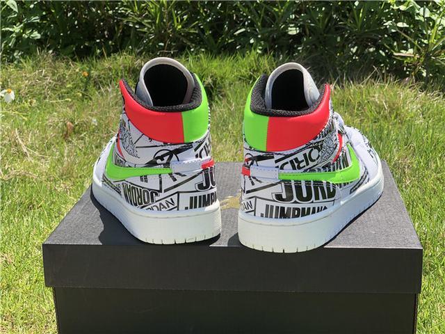 Authentic Air Jordan 1 New Color