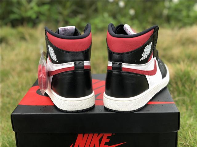 Authentic Air Jordan 1 Retro High OG Gym Red