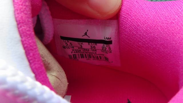 "Authentic Air Jordan 11 Low ""Pink Snakeskin"""