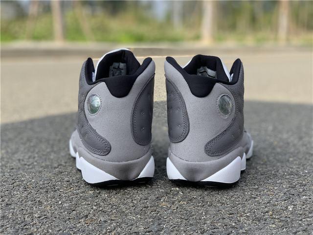 "Authentic Air Jordan 13 ""Atmosphere Grey"""