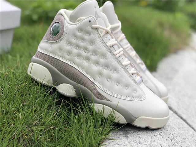 "Authentic Air Jordan 13 ""Reptile"" GS"