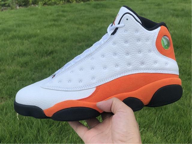 "Authentic Air Jordan 13 ""Starfish"""
