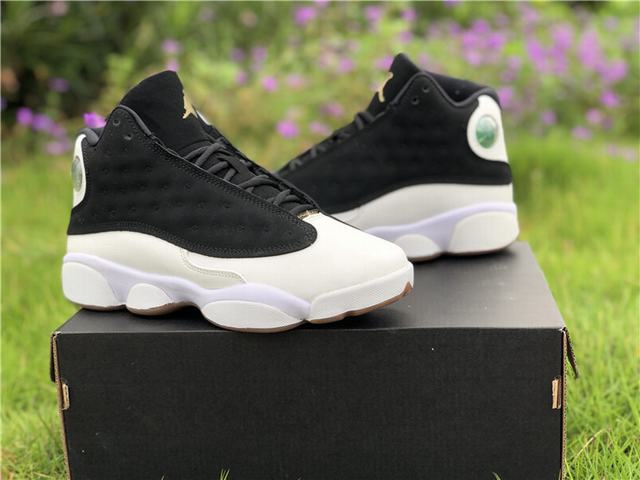 "Authentic Air Jordan 13 GS ""MTLC GOLD"""
