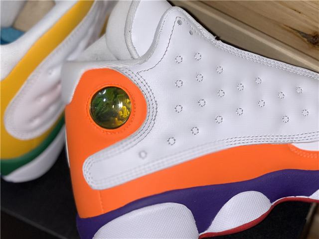 """Authentic Air Jordan 13 GS """"Playground"""""""