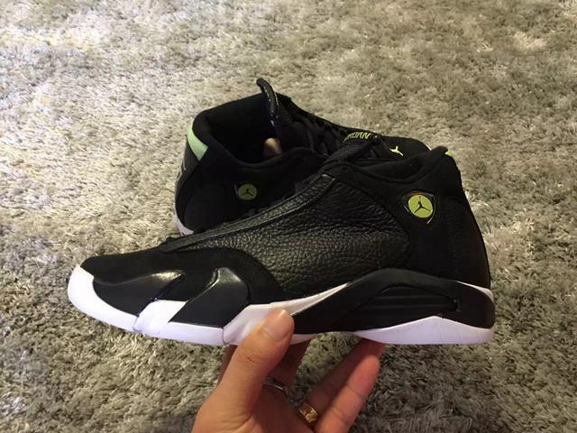 """Authentic Air Jordan 14 """"Indiglo"""""""