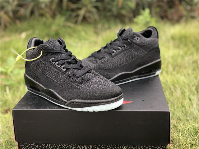 Authentic Air Jordan 3 Flyknit