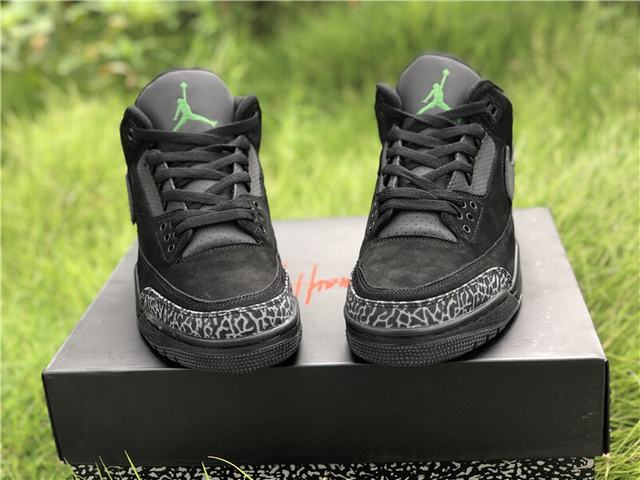 Authentic Air Jordan 3 Oregon