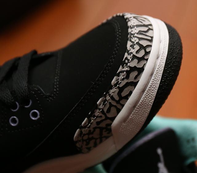 Authentic Air Jordan 3 Tiffany GS