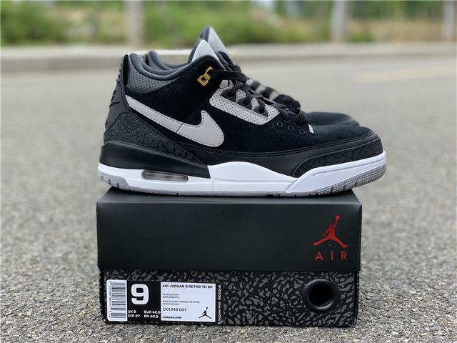 Authentic Air Jordan 3 Tinker 3M