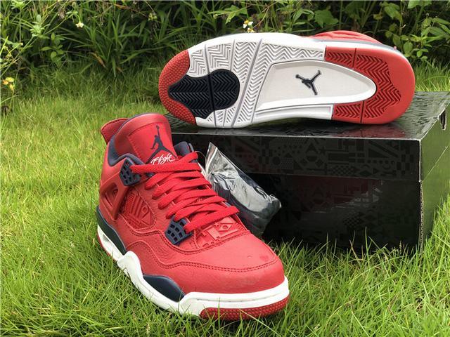"""Authentic Air Jordan 4 """"FIBA"""""""