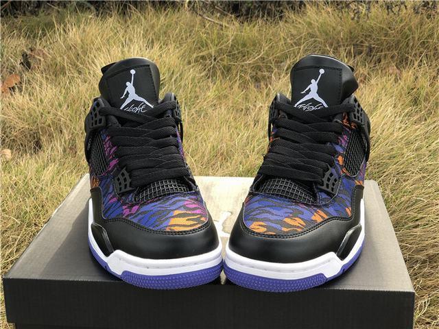 Authentic Air Jordan 4 New