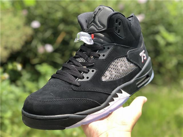 "Authentic Air Jordan 5 ""Paris Saint-Germain"""